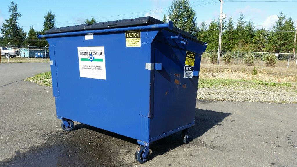 Mason County Commercial Garbage & Recycling| Shelton, WA