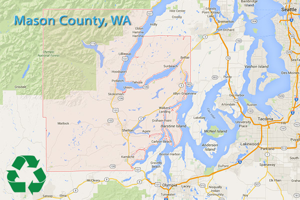 Mason County Garbage Recycling Shelton Wa Waste Connections